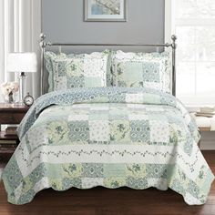 Brea Greenland Fashions Antique Quilt Set. Quilted BedspreadsQuilts U0026  CoverletsBed ...