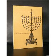 Joods Historisch Museum # JOODSE RITUELE KUNST UIT PARIJS# 1958,nm
