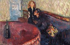 Desire 1907. Edward Munch (1863-1944)