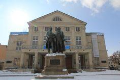 Weimar - UNESCO Weltkulturerbe, Deutschland (Weimar- city of goethe & Schiller, Germany) - Miss Porridge