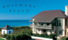 I have been going to Rosemary Beach for the last 10 years and LOVE IT!  Such a beautiful place to vacation with your family.  Wonderful places to eat...my kids love the SUGAR SHACK!!  I Can smell the ocean now...