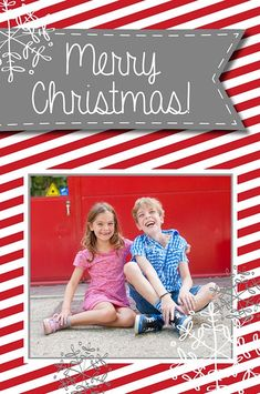 Kerstkaart met eigen foto's maken #kerstmis #fotografie