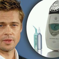A-list beauty secrets: The gizmo the stars use to iron out their wrinkles Galvanic spa coming back in August! Nu Skin, Galvanic Facial, Galvanic Spa, Cleopatra Beauty Secrets, French Beauty Secrets, Beauty Skin, Health And Beauty, Beauty Box, Beauty Makeup