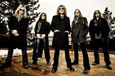 "La icónica banda británica de Hard Rock Whitesnake anuncia hoy que visitarán la Ciudad de México como parte de su ""Greatest Hits Tour 2016""."
