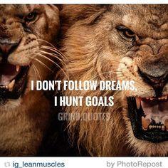 #GOALHUNTER