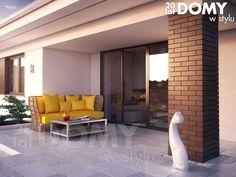 Kiwi 4 (115,39 m2) to funkcjonalny projekt domu parterowego. Pełna prezentacja projektu dostępna jest na stronie: https://www.domywstylu.pl/projekt-domu-kiwi_4.php. #kiwi4 #domywstylu #mtmstyl #projekty #projekt #dom #domy #projektygotowe #domyparterowe #architektura #houses #home #architecture #design #newdesign #moderndesign