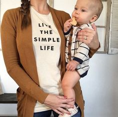 Live the Simple Life Tee - Unisex Shirt - Women's and Men's T-shirt - Gift idea, Minimalist, Slow parenting, Free Spirit, Indie, Boho by MagnoliaRootsCo on Etsy https://www.etsy.com/listing/472307607/live-the-simple-life-tee-unisex-shirt