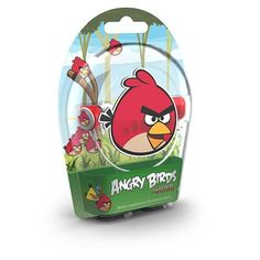 Angry Birds Headphones -Red in Great Big ToysRUs Play Book from ToysRUs on shop.CatalogSpree.com, my personal digital mall.