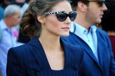 The Olivia Palermo Lookbook : Best of Olivia Palermo at Paris Fashion Week