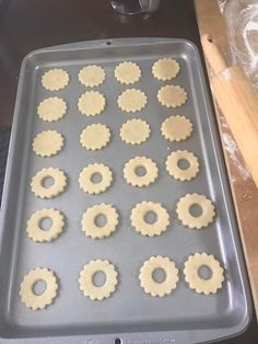 This domain may be for sale! Hungarian Cookies, Sweet Recipes, Cake Recipes, My Favorite Food, Favorite Recipes, Griddle Pan, Sheet Pan, Christmas Cookies, Bakery