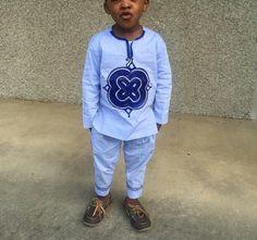 Les enfants africains portent portent africains par JustJeanStore