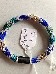 Lily-and-Laura-Bracelet-Handmade-in-Nepal-Authentic-Blue-Turquoise-Gold-2322