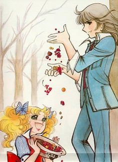 Candy y Terry Candy Lady, Candy S, 90 Anime, Avatar, Candy Pictures, Candy Y Terry, Dulce Candy, Rainbow Brite, Japanese Cartoon