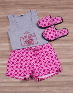 c8729d1cde Las 37 mejores imágenes de Pijamas Mujer Short - Woman sleepwear ...