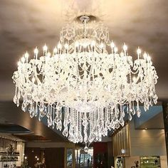 Chandelier, Candle Style Chandelier, Led Crystal Chandelier, Candle Styling, Chandelier Lighting, Light, Candlelight, Classic Lighting, Chandelier Shades
