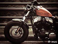 HARLEY-DAVIDSON XL1200X Sportster Forty- Eight