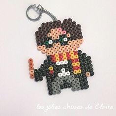 Harry Potter hama mini beads by  les_jolies_choses_de_claire