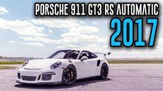 2016 Porsche 911 GT3 RS 4.0L 7 Speed Automatic Review