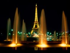This is the most famous #Paris sight ever, The #Eiffel Tower is the creation of the great Gustave Eiffel.