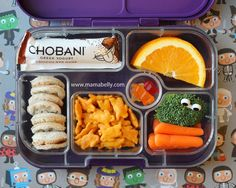 Mamabelly's Lunches With Love: Yumbox Lunches for the week of 10/13 - 10/17