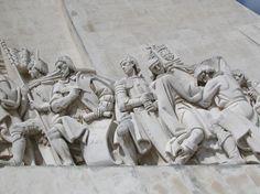 Portugal: Lisbonne - Monument des Découvertes - de Philippe - Frawsy