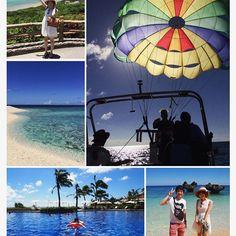 【_miccko】さんのInstagramをピンしています。 《igで仲良くしてくれてるいつも可愛くて癒されるあさかちゃん( @asaka.11.28 )から回って着た#ブルーバトン 🐠(igでもバトンってあるんですね!驚き!😳) * ブルーと言えばなんだろう?🤔って考えて探したのは、結婚する前に旦那さんと行った沖縄旅行の写真たち😉🏝 * 今まで2回沖縄には行ったことがあるけど、離島の自然が大好きです💓石垣島、西表島、小浜島に行きました🏖(写真は本島のものもあります笑) サンゴでできた島のバラス島には感動したし、シュノーケルでたくさんの魚をみれたり🐠、西表島ではカヤックでトレッキングをしたり、大自然に囲まれて、きれいで透きとおった海を見て、心がワクワクしました❣️ * * * 学生の頃から旅行が好きで、卒業旅行でチェコ〜オーストリア〜イタリアをバックパッカーで横断したり、🇩🇪ドイツの本場のクリスマスマーケットがみたい!って思い立って友達誘っていったり、とにかく旅行が大好き☺✈️💕…