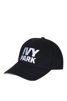 Pin for Later: This Is What Your Summer Outfits Are Missing  Ivy Park Logo Baseball Cap ($25)