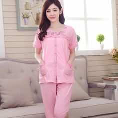 Night Suit, Night Wear, Suit Pattern, Night Dress For Women, Sleep Dress, Cotton Pyjamas, Pajamas Women, Designer Dresses, Fashion Dresses