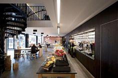 'Coach House' Restaurant by SHH  #interior #design #restaurant