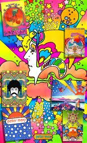psychedelic art 60s - Google Search