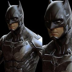 Batman v. Superman Concept Art Batsuit