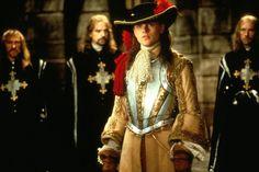 """""""Człowiek w żelaznej masce"""" - Gérard Depardieu, Jeremy Irons, Leonardo DiCaprio, John Malkovich - 1998. galeria zdjęć - Zdjęcie nr. 4"""