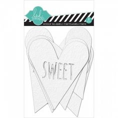 HEIDI SWAPP - COLOR MAGIC TAGS HS01187 - HEARTS  Heidi Swapp-Color Magic Cardstock Watercolor Tags: HEARTS. Add a touch of color to these embellishments for exciting dimension on paper craft projects. Mix and match colors of inks, mists and paints to achieve the perfect effect.Perfect for all your paper crafting projects and more! This package contains eight 5x4-1/2 inch cardstock watercolor tags with eight different phrases.