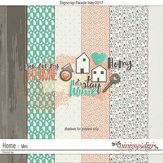 ninigoesdigi's digiscrapbooking creations – Digital Scrapbooking designs, freebies and commercial use patterns