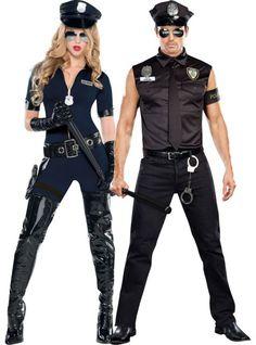 Cop Couples Costumes - Party City