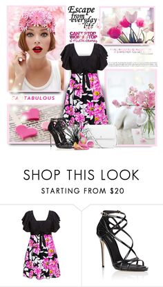 """""""WANTDO.com fashion14"""" by sneky ❤ liked on Polyvore featuring Dolce&Gabbana and Tory Burch"""