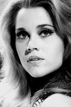 Jane Fonda in Barbarella,1968.