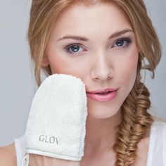 GLOV rukavice - nejlepší způsob odličení make-upu! #glov #profiskin #expertnakrasu