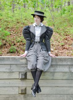 A look back at 2016 Victorian Women, Victorian Fashion, Victorian Era, Vintage Fashion, Retro Fashion, Victorian Costume, Steampunk Costume, Steampunk Clothing, Historical Costume