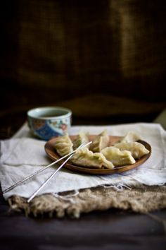 Adventures in Cooking: Steamed Pork & Summer Squash Dumplings, Plus a Tea Giveaway!