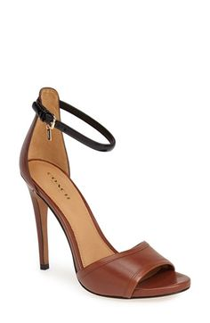 493d92ad10b COACH  Juliette  Ankle Strap Pump (Women) available at  Nordstrom.  CrystalRitter · Shoes