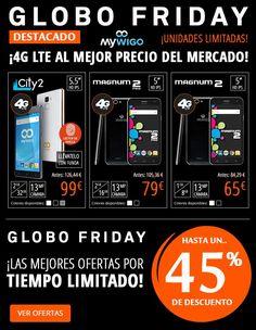 No te pierdas el Globo Friday de MyWigo en globomatik