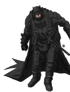 Batman by Juan Gedeon  sc 1 st  Pinterest & Arctic Batsuit used during the final film sequence between Batman ...