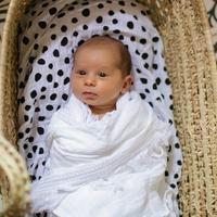 Jackson Swaddle Blanket Organic Cotton Muslin