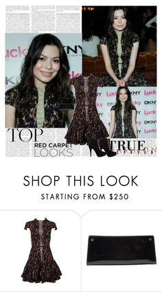 """""""Miranda Cosgrove~Celebrating Ashley Greene's Lucky Magazine Cover 2012"""" by tvshowobsessed ❤ liked on Polyvore featuring Camilla and Marc and Vince Camuto"""