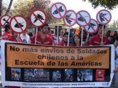 Chile: Un candidato presidencial, la Escuela de las Américas (SOA) y el muñecco Pinocho el bueno