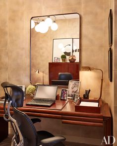George Stephanopoulos's Office Makeover at Good Morning America Photos | Architectural Digest