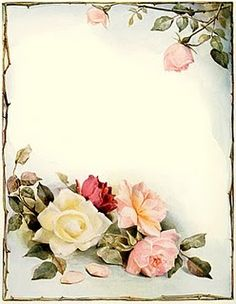 MI BAUL DEL DECOUPAGE: FOUR ROSES.