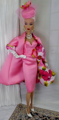 Southern Magnolia for Silkstone Barbie and Victoire Roux OOAK  Doll Fashion