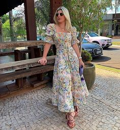 Modest Dresses, Elegant Dresses, Casual Dresses, Summer Dresses, Frock Fashion, Girl Fashion, Fashion Dresses, Womens Fashion, Pretty Outfits